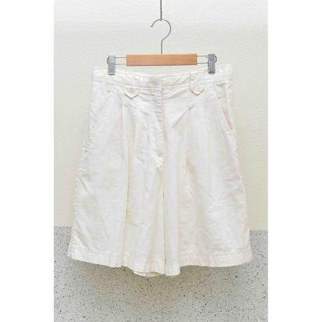 "80""S BASIC EDITION Linen Cotton Shorts"