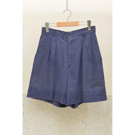 Vanderbilt Indigo Dyed Shorts