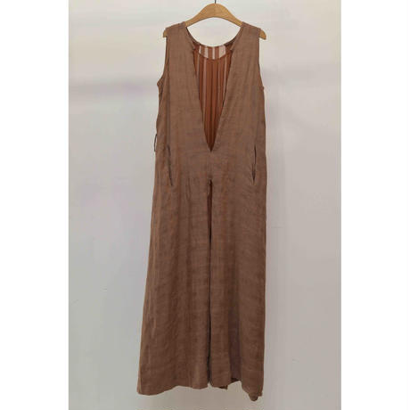 """Made in Italy"" Sleeveless Onepiece"