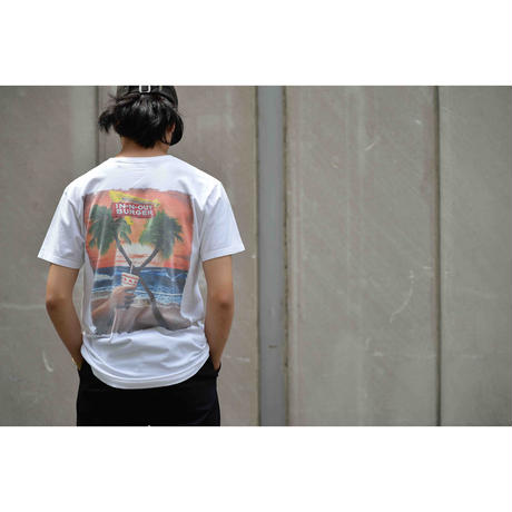 """USED """"IN-N-OUT BURGER"""" プリントTシャツ"""