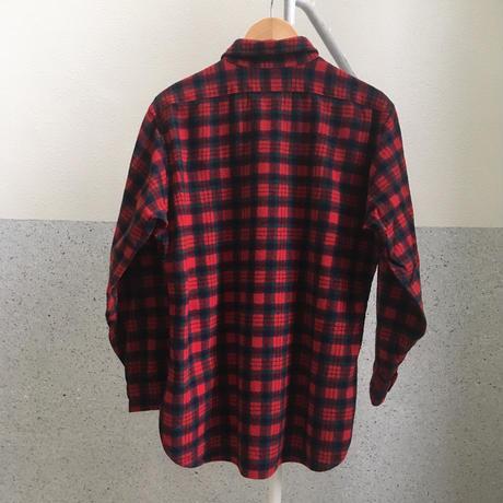PENDLETON 70S マクダフタータンチェックウールシャツ