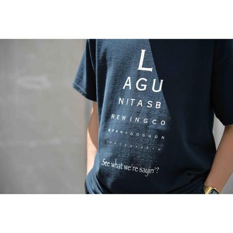 "USED ""LAGUNITAS"" プリントTシャツ"