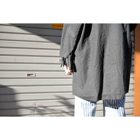 MATIM LI  Collection コットン×リネンビッグシルエットジャケット