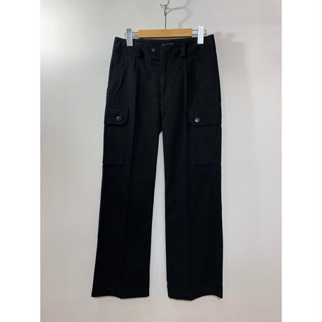 "Agnes b Cotton Cargo Pants ""made in FRANCE"""