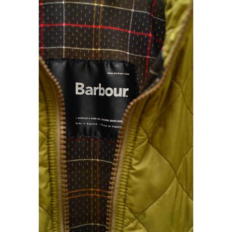 Barbour キルティングナイロンジャケット