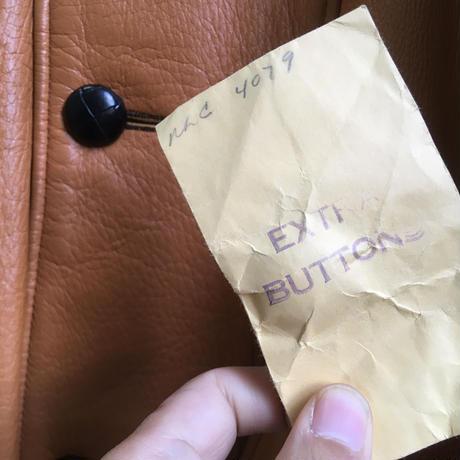 CLEARFIELD 80S 2トーンレザージャケット