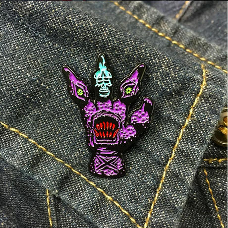 Fucking Four Fingers PINS