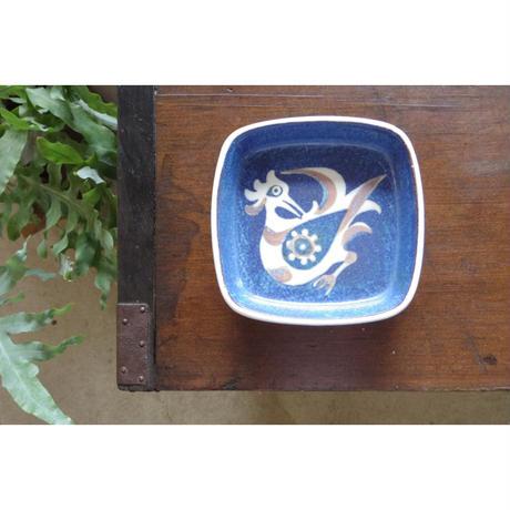 ロイヤルコペンハーゲン/鳥/小皿