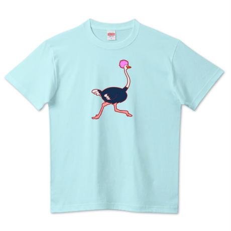 動物たちの遠吠え Tシャツ  <アベ>