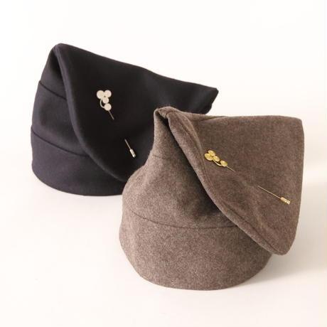 烏帽子(ウールベレー) T1221