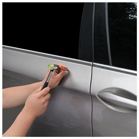 デントツール 自動車 へこみ 修理 ツールキット 凹み 補修 ロッド 無塗装 補修 板金 工具