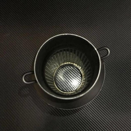 60.5π 汎用 スリップオン サイレンサー マフラー   SC風  ブラック/ CBR600RR CBR1000RR CBR954RR CB1300SF CB1300SB