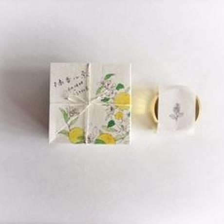 botanico.nico 橘香ル茶と河内晩柑の蜂蜜のセット