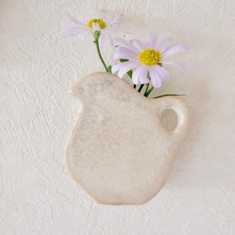 壁掛けフラワーベース(E) / Wall Hanging FlowerBase(E)