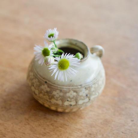 三島手フラワーベース(D) /Mishimade Flower Base(D)