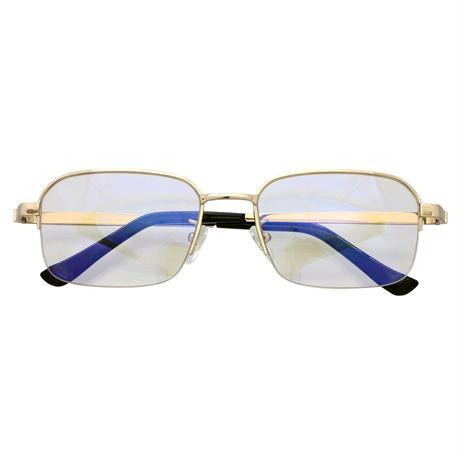 """☆有害な光からしっかりと眼を守る""""掛けて歩ける老眼鏡""""/AW-361RSC Zealot UV&Blue cut 境目の無い累進多焦点遠近両用シニアグラス(紳士用)"""
