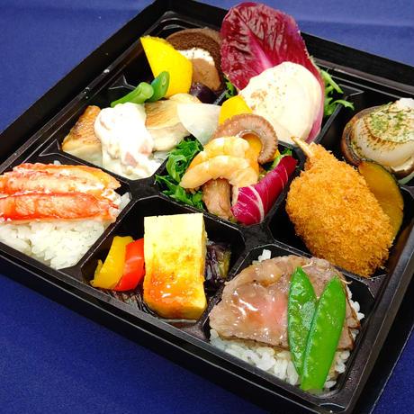 ④*福島駅西口エルティお渡し* 極上洋食ハイカラ弁当 「松」
