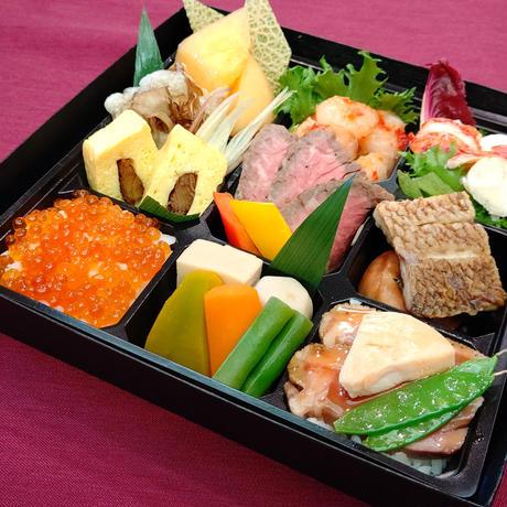 ⑨*福島駅西口エルティお渡し* エルティ特製おもてなし膳「松」  ※ペットボトルお茶付き