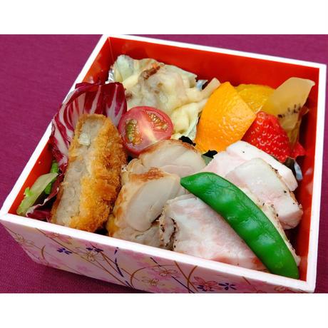 ⑦*福島駅西口エルティお渡し* エルティ特製おもてなし膳「梅」 ※ペットボトルお茶付き