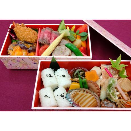 ⑧*福島駅西口エルティお渡し* エルティ特製おもてなし膳「竹」※ペットボトルお茶付き