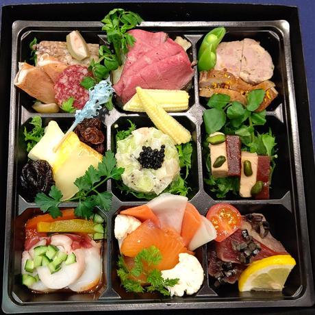 *福島駅西口エルティお渡し* ワインに合う9種類のおつまみセット(1~2名様分)