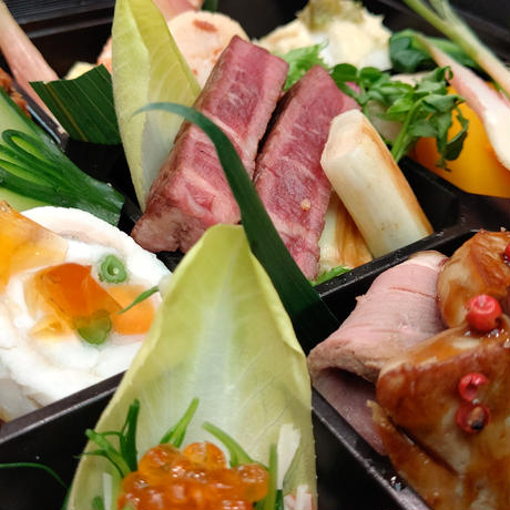 *福島駅西口エルティお渡し* 日本酒に合う9種類のおつまみセット(1~2名様分)