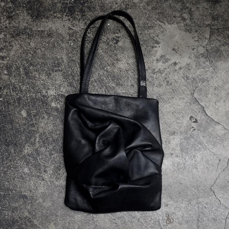 DISTORTED PAINTING TOTE BAG