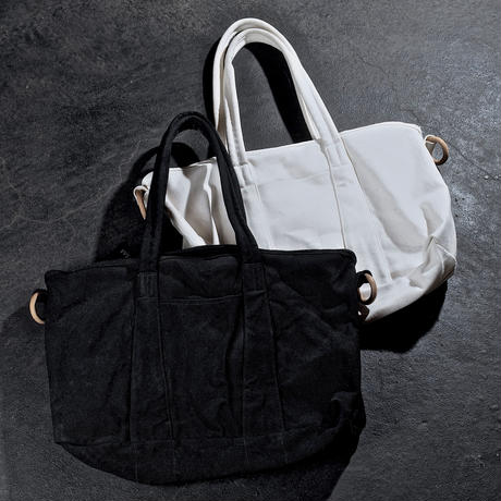 HEAVY WEIGHT CANVAS TOTE BAG