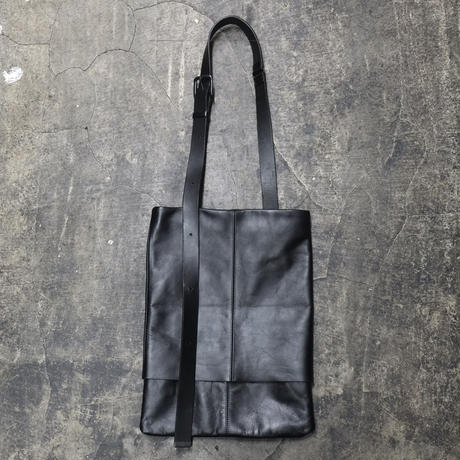 TURN UP TOTE BAG