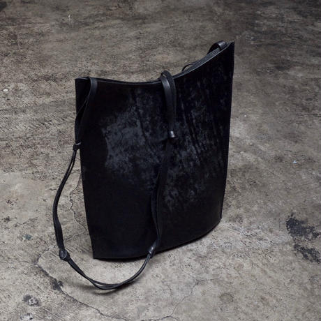 TANGLED STRAP SHOULDER BAG