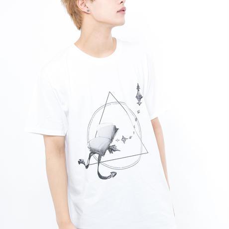 GRANBLUE FANTASY×SOLOMON クラリス T-Shirts(WHT)