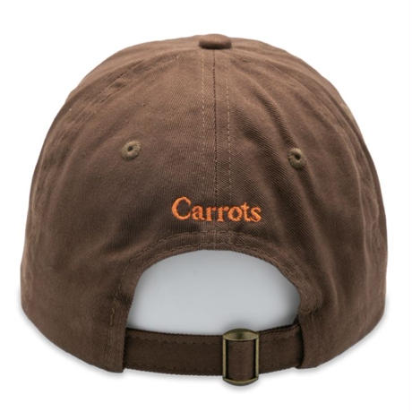 Carrots by Anwar Carrots | SIGNATURE CARROT DAD HAT (BROWN)