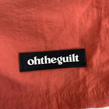 Oh!theGuilt | NYLON SHORT PANT (コーラル)