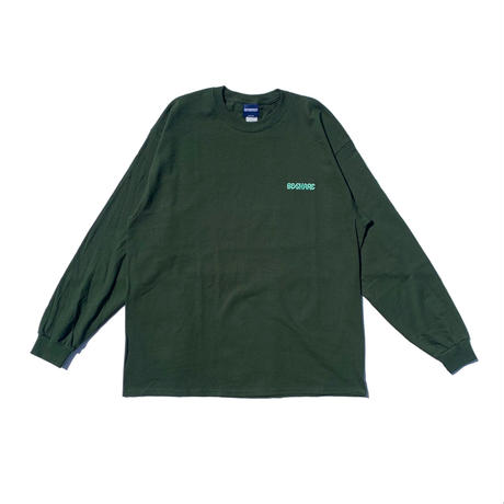 "Oh!theGuilt | THE BE-SHARE LIMITED ""FOR A CITY BOY"" L/S TEE (CITY GREEN)"