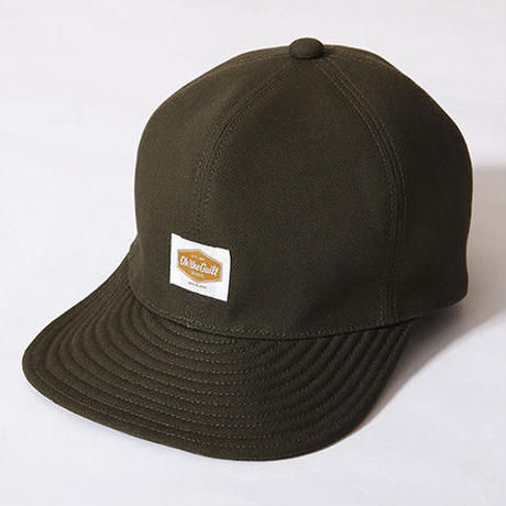 Oh!theGuilt : HAND MADE DUCK 6P CAP by BROWNIE HOME MADE(オリーブ)