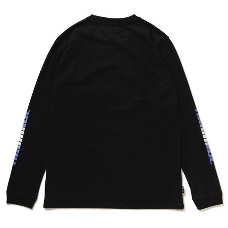 430 | RIDE GRADE LOGO L/S TEE (BLACK)