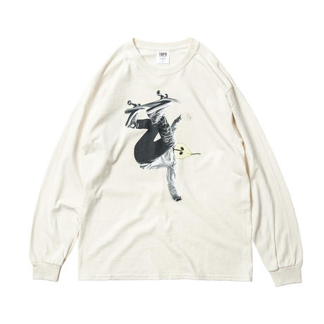 Tightbooth / LA FRANCE MAN L/S (SAND)