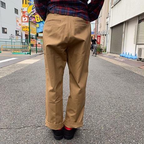 """Oh!theGuilt   WORK CHINO PANT """"HOROVITZ Ⅱ""""(ベージュ)"""