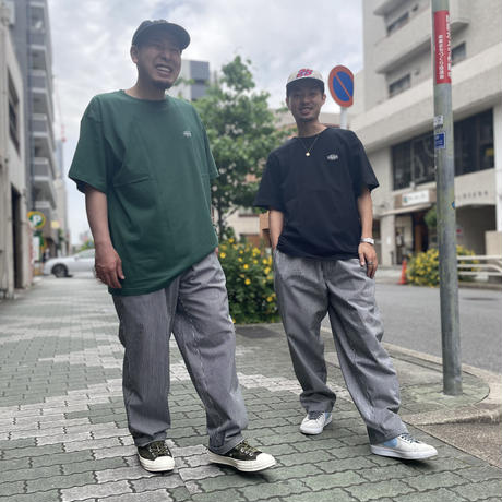 Oh!theGuilt / HICKORY BEACH PANTⅢ (NAVY)