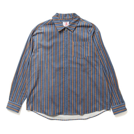 SON OF THE CHEESE | ZIP cord Shirt (BLUE)
