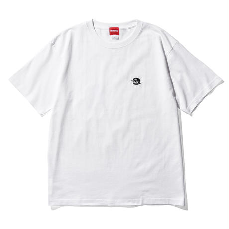 """Oh!theGuilt / Oh!theGuilt×WESO WIM 008 """"POP GROUP"""" S/S TEE (WHITE)"""