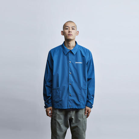 Liberaiders / OG LOGO COACH JACKET (BLUE)