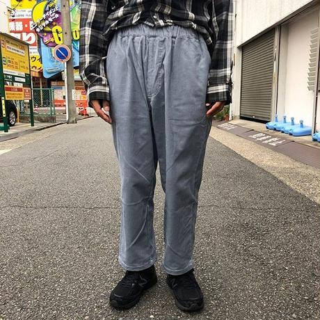 Oh!theGuilt :   CORDUROY RELAX BEACH  PANTⅡ(グレー)