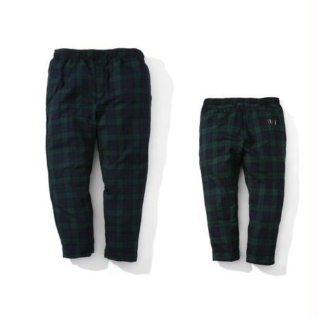 FLATLUX | Ideal Eazy Pant (black watch)