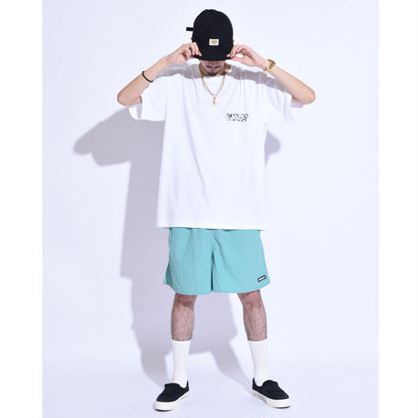 """Oh!theGuilt / Oh!theGuilt×WESO WIM 009 """"CROWN"""" S/S TEE (WHITE)"""