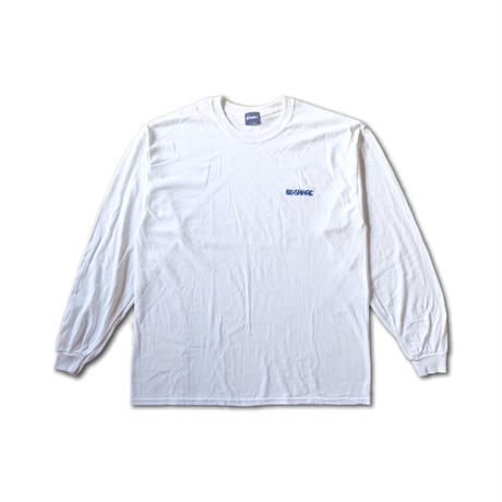 "Oh!theGuilt | THE BE-SHARE LIMITED ""FOR A CITY BOY"" L/S TEE (CITY WHITE)"