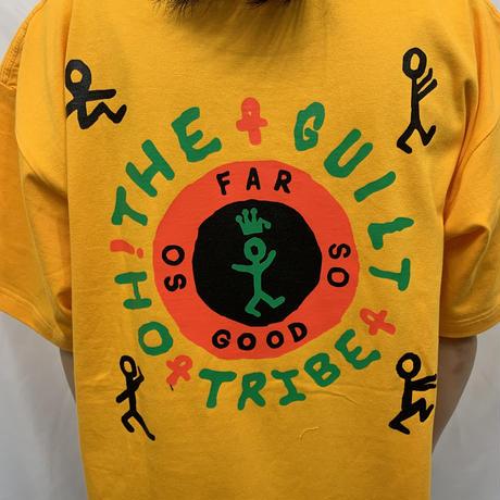 "Oh!theGuilt / ""OHTG TRIBE"" S/S T-SHIRT (GOLD)"