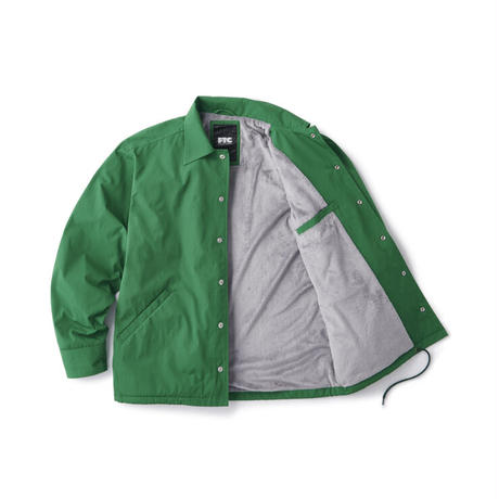 "FTC | TEAM COACH JACKET ""GREEN"" (FTC020AWJ11)"