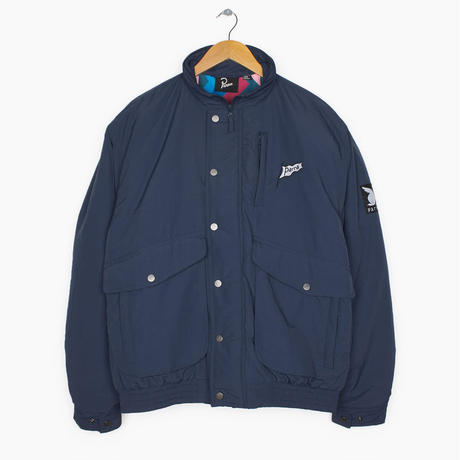 by Parra | nylon jacket flapping flag