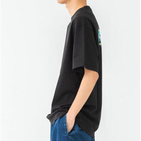 XLARGE|S/S TEE BUFF( BLACK)